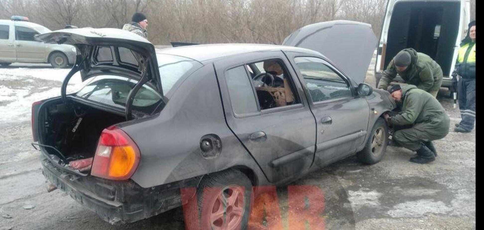 Покушение на террориста 'ДНР': появились первые фото и видео