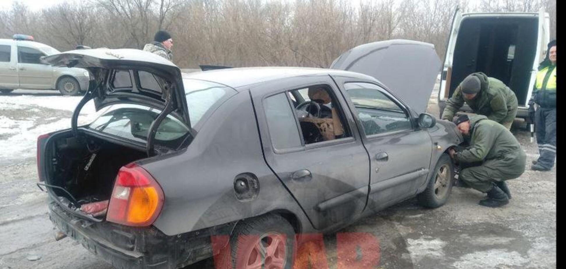 В 'ДНР' підірвали авто високопосадового терориста: подробиці операції