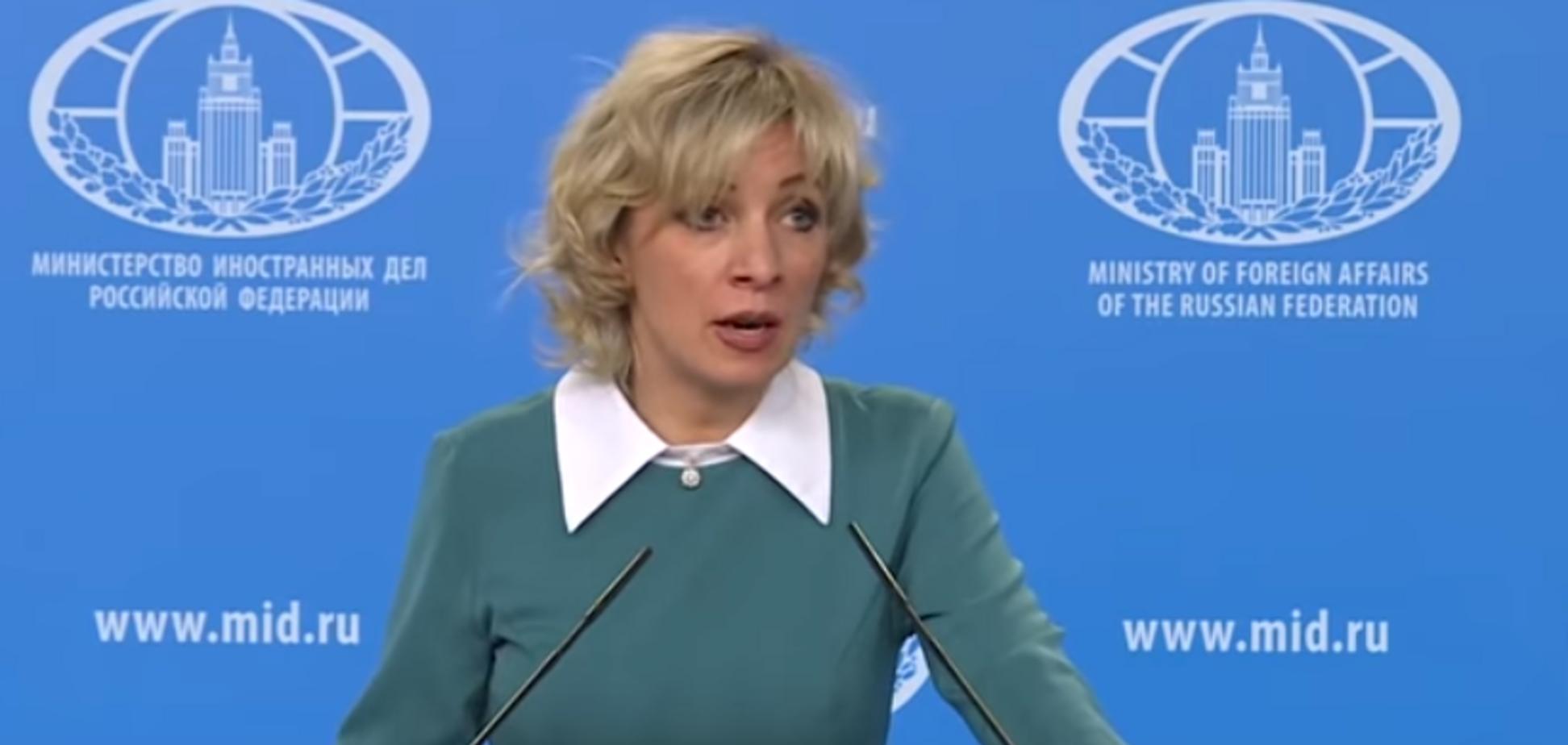 'Тушонка детонує': Цимбалюк осадив Захарову за брехню про 'гумконвої' на Донбас
