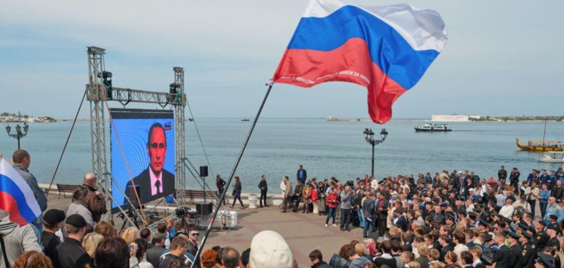 ''В*тники стонут от нищеты'': в Крыму запаниковали из-за обнищания