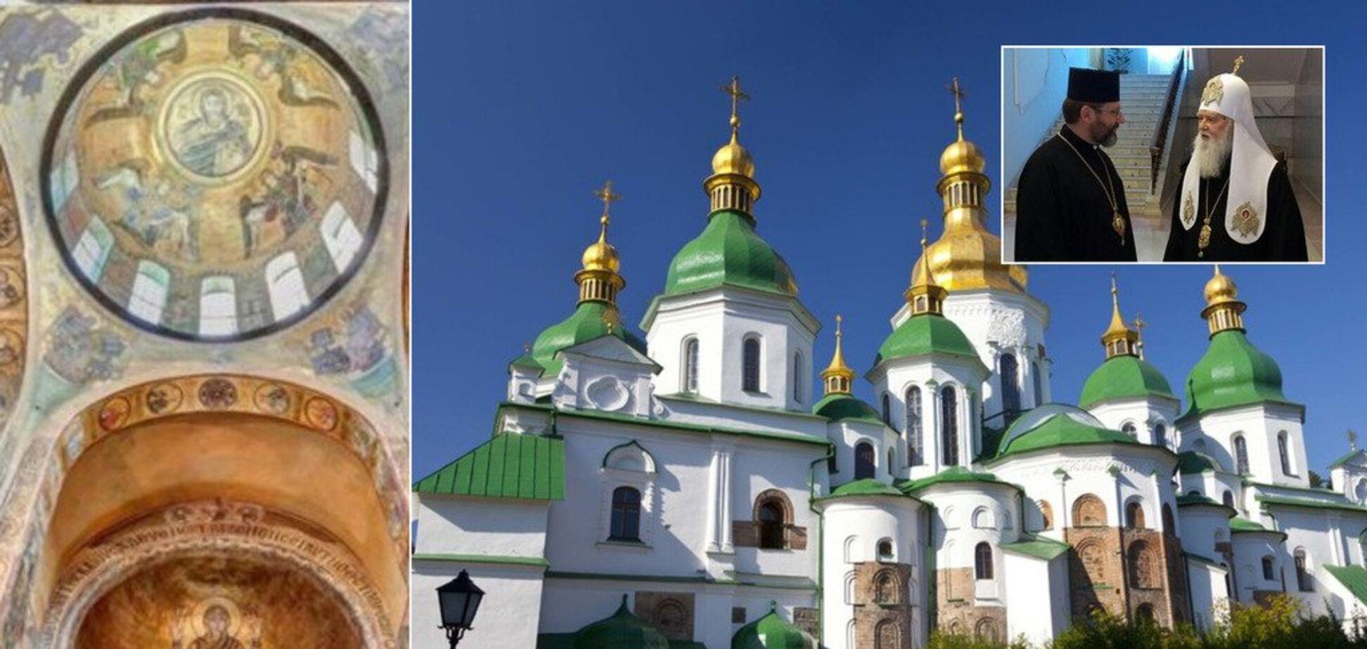 'Вороги роздмухують пожежу': Росія влаштувала церковну провокацію в Україні