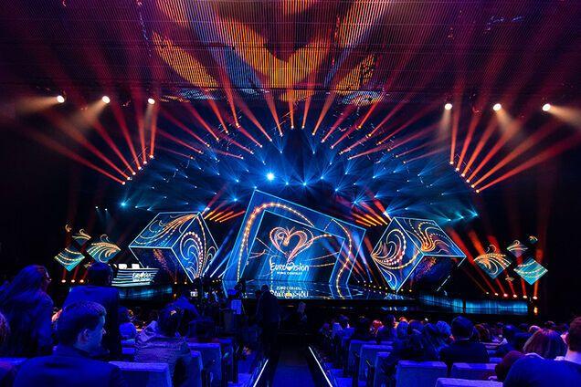 Сцена Нацвідбору на Євробачення