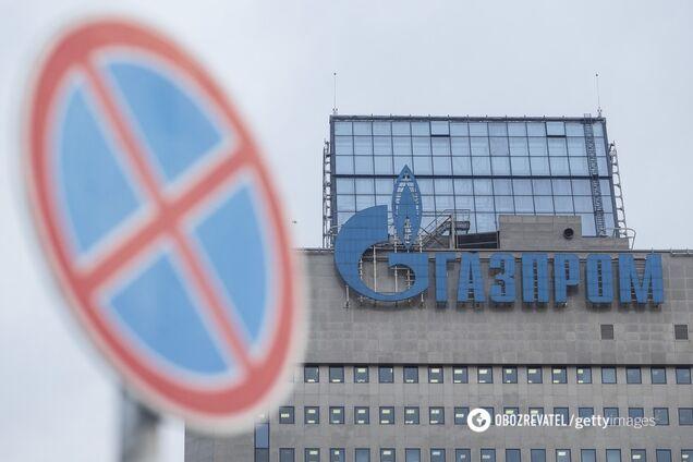 """Расписки """"Газпрома"""" обвалились почти на 25%"""