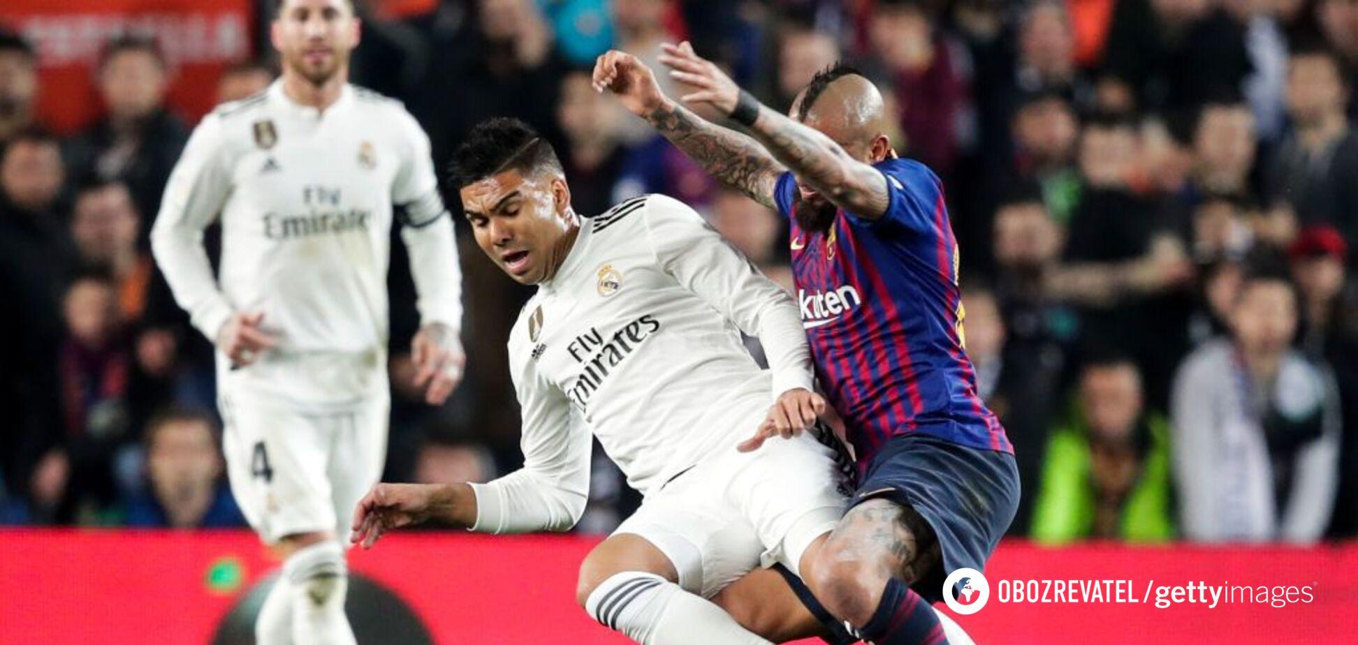 Розпочався другий тайм! Реал – Барселона: дивитися онлайн трансляцію Ель-Класико