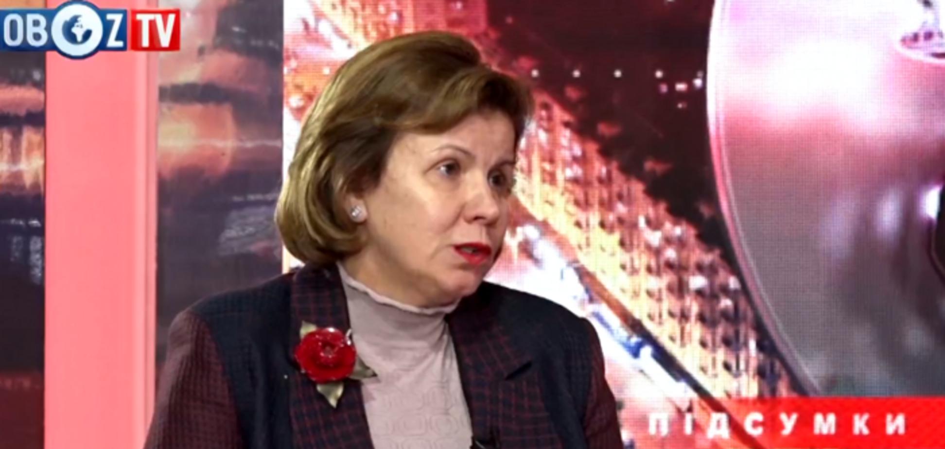 Імпічмент президента: Ставнійчук заявила про існування юридичного механізму