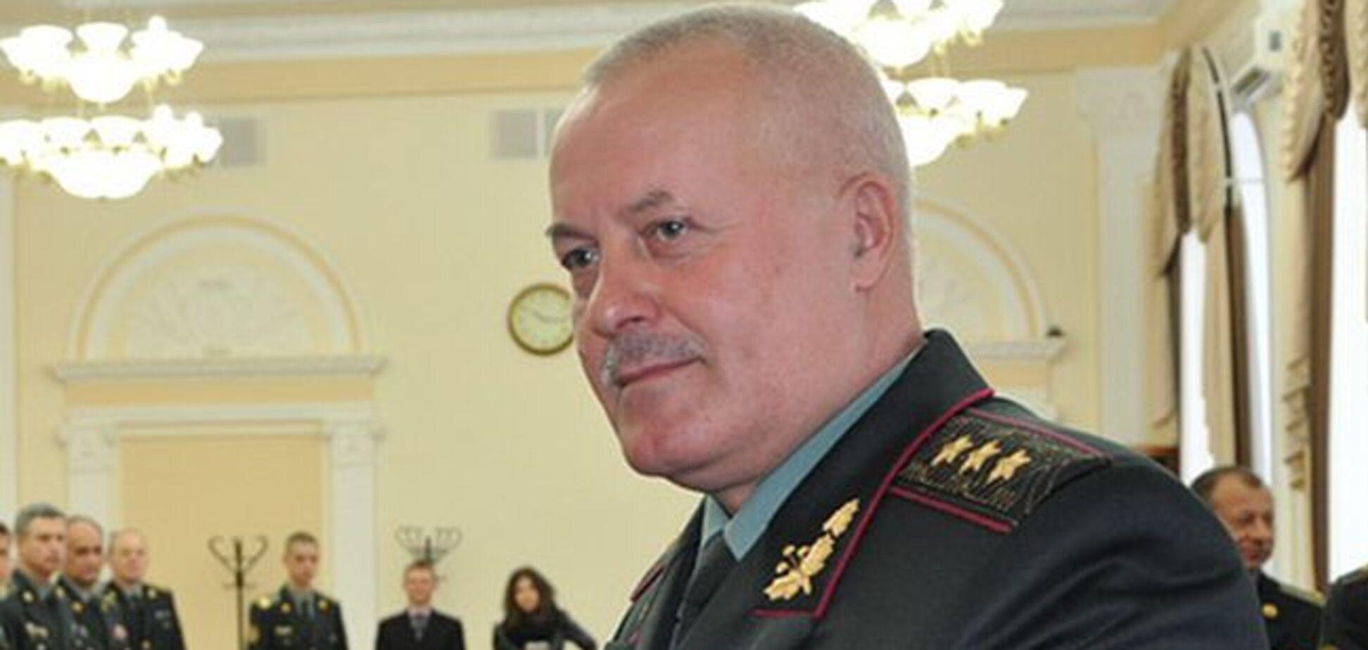 Без права залога: суд принял решение по экс-главе Генштаба ВСУ