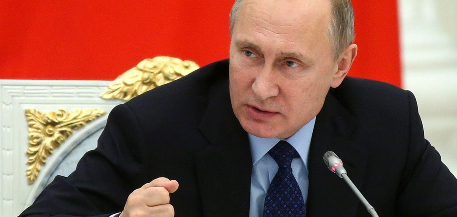 Еще две области? Озвучен план Путина по оккупации Украины