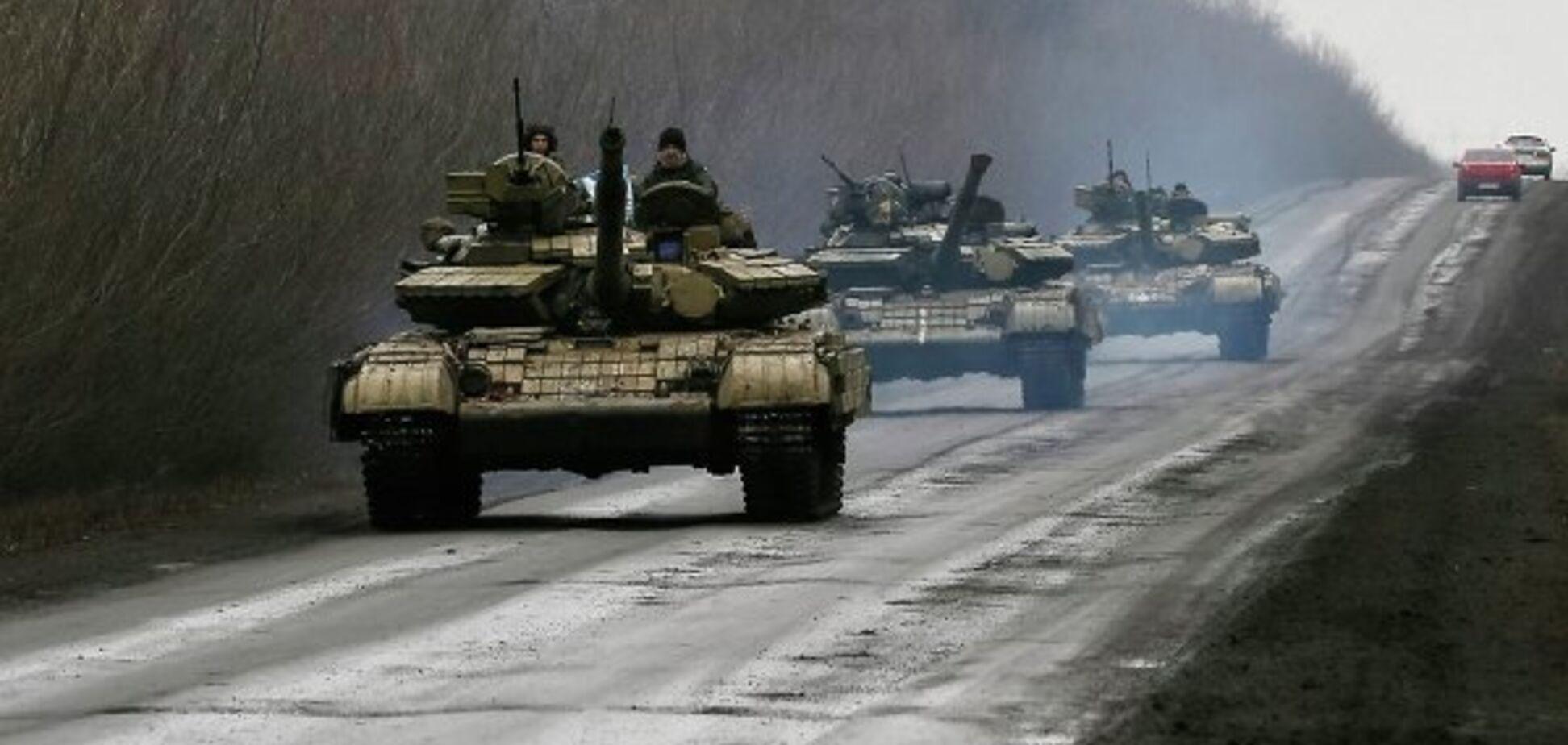 Девять раненых: ВСУ разгромили террористов на Донбассе