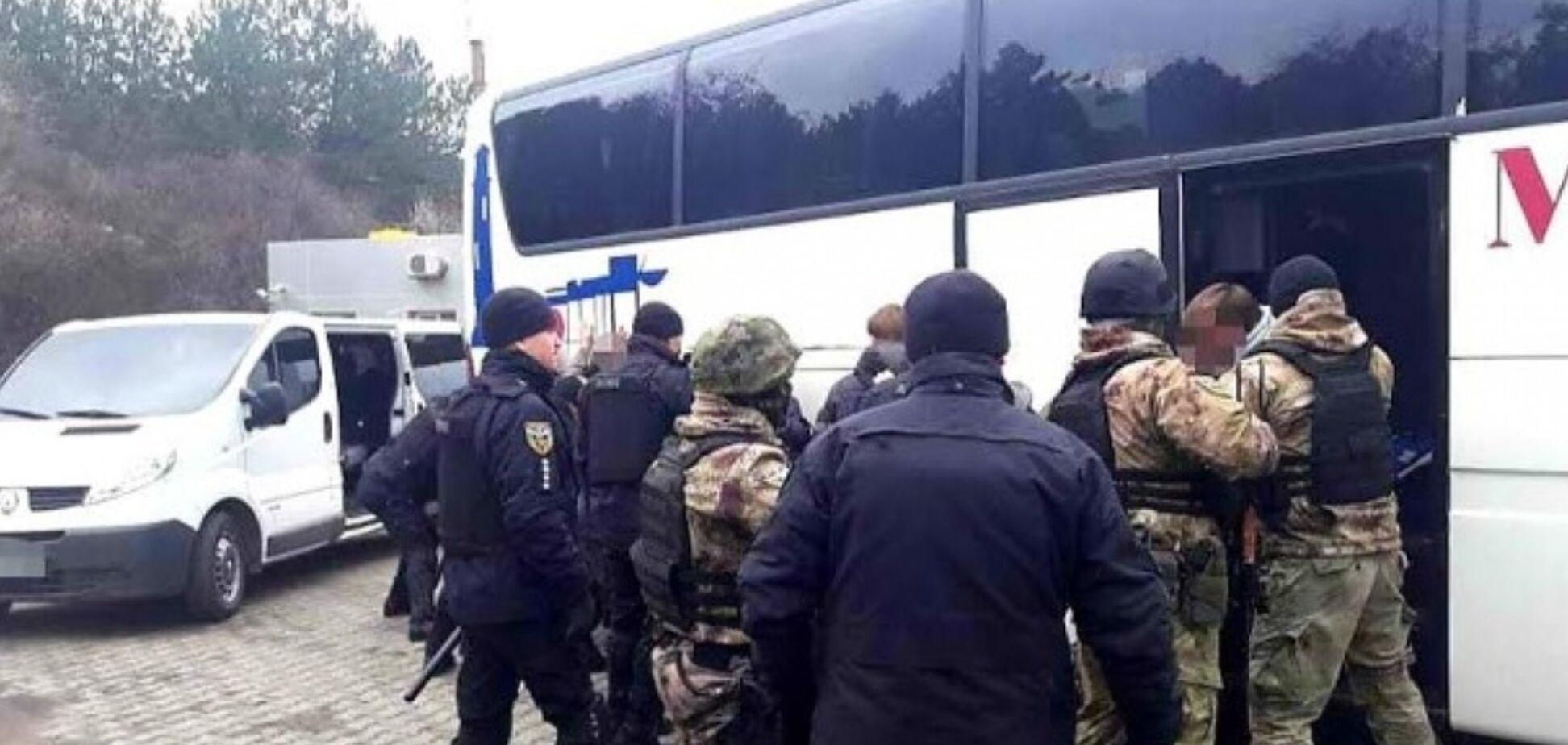 'Титушки' под Одессой: появилось опровержение