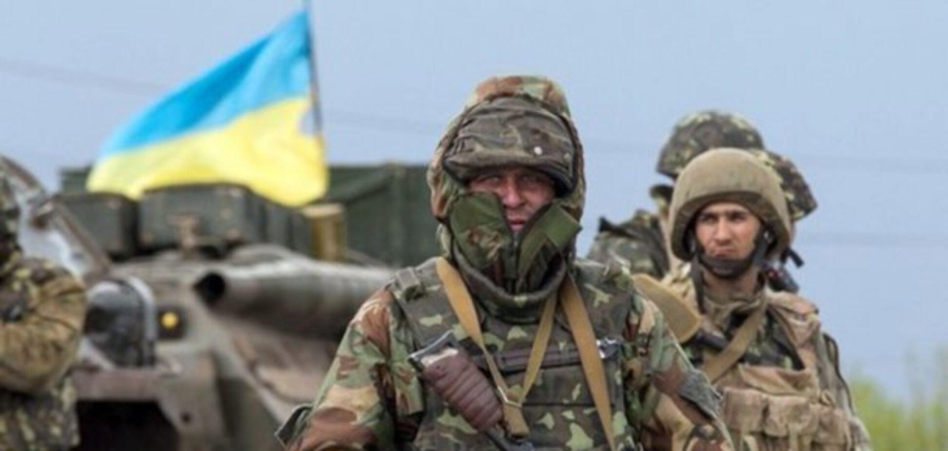 В 'ЛНР' заявили о захвате украинского военного