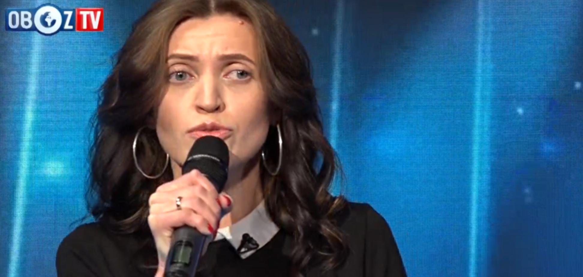Каким было выступление группы KAZKA на нацотборе Евровидения-2019 ни для кого не секрет - солистка группы VLASNA