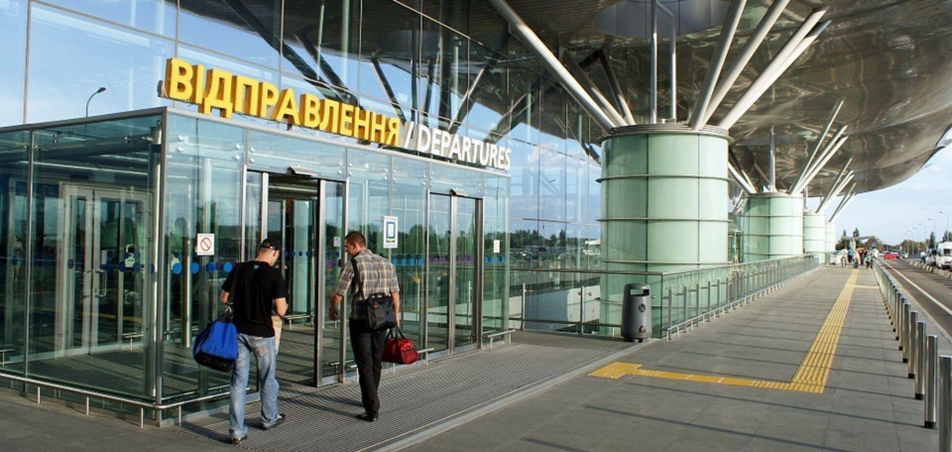 В 'Борисполе' застряли сотни пассажиров украинского лоукостера: детали ЧП