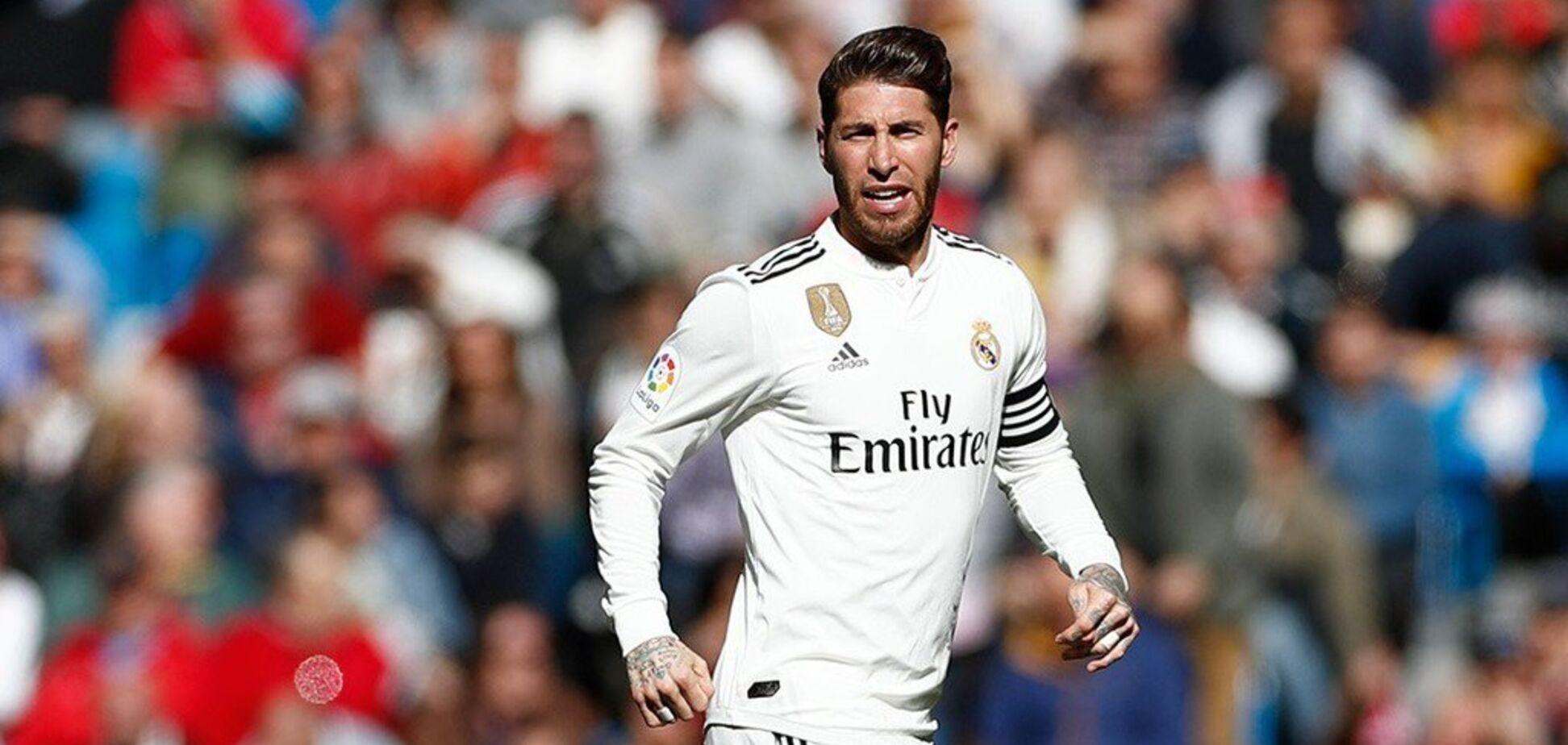 Капітана 'Реала' покарали за підлу витівку в Лізі чемпіонів