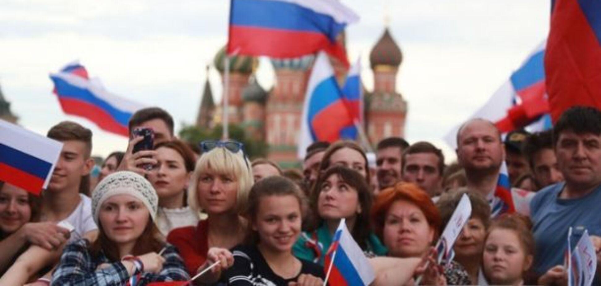 Россияне просто принюхались