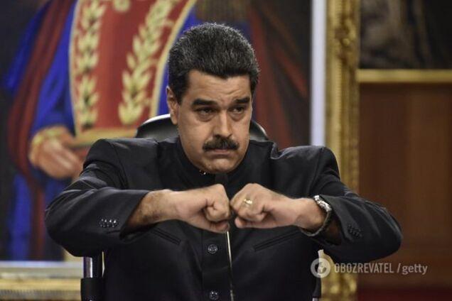 Режим президента Ніколаса Мадуро не виконав умов угоди по кредиту