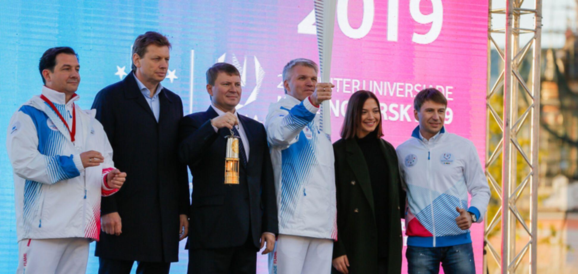 Универсиада в России ознаменовалась международным скандалом