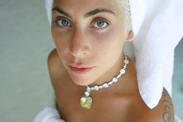 Леді Гага розповіла про кольє за $30 млн на церемонії ''Оскар-2019''