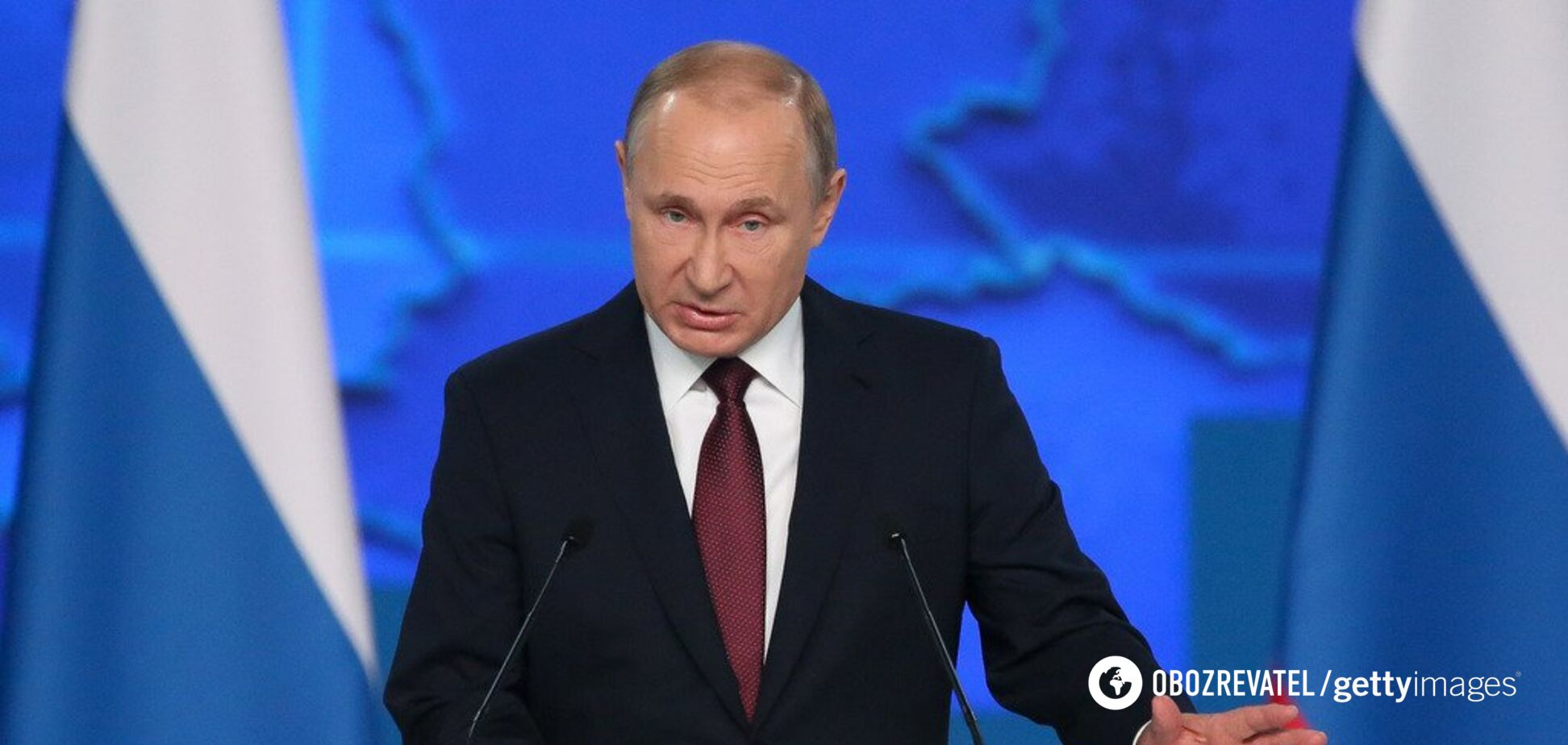 'Ноги циркулем!' Блогер помітив нову дивину у зовнішності Путіна