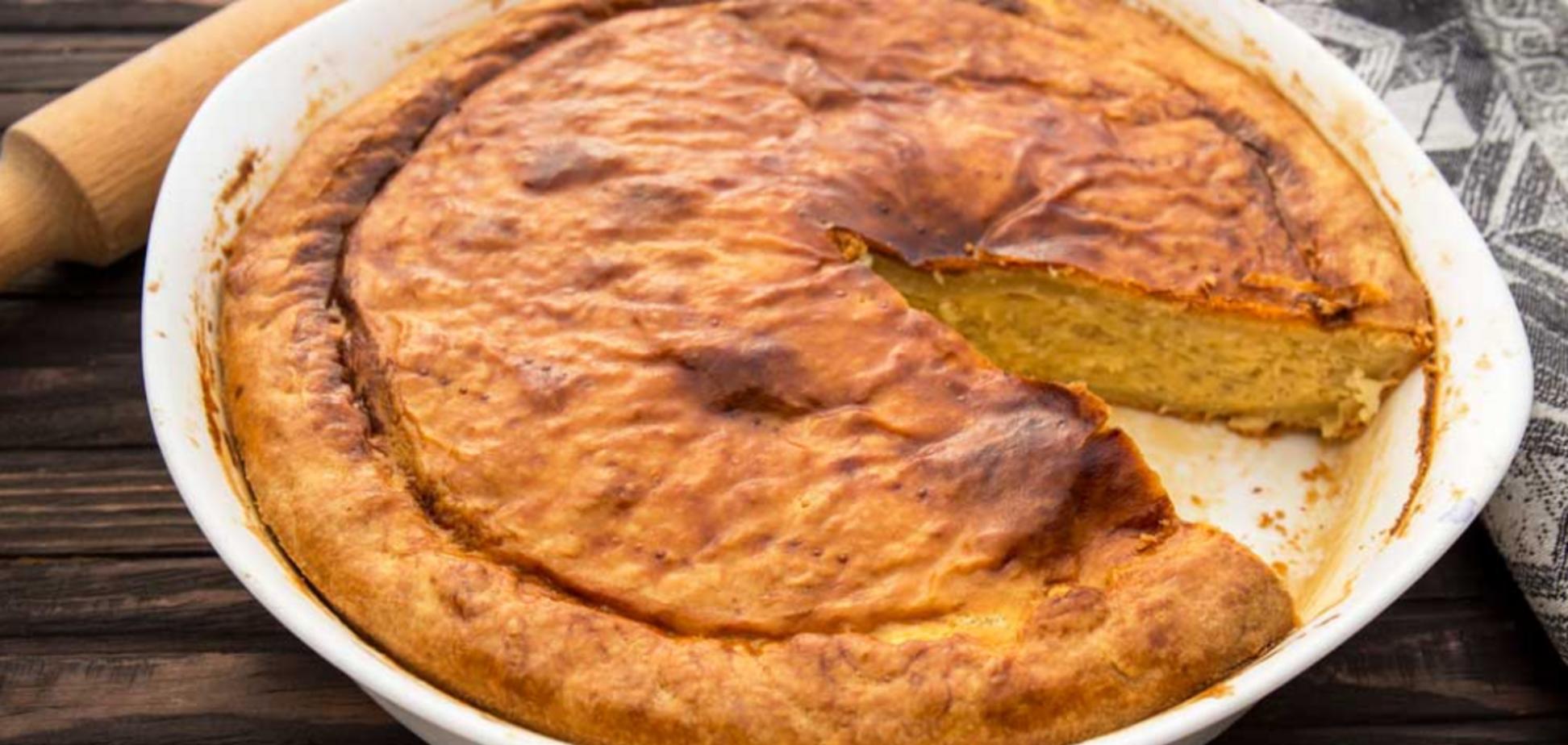 Как приготовить луковый пирог: рецепт от известного кулинара