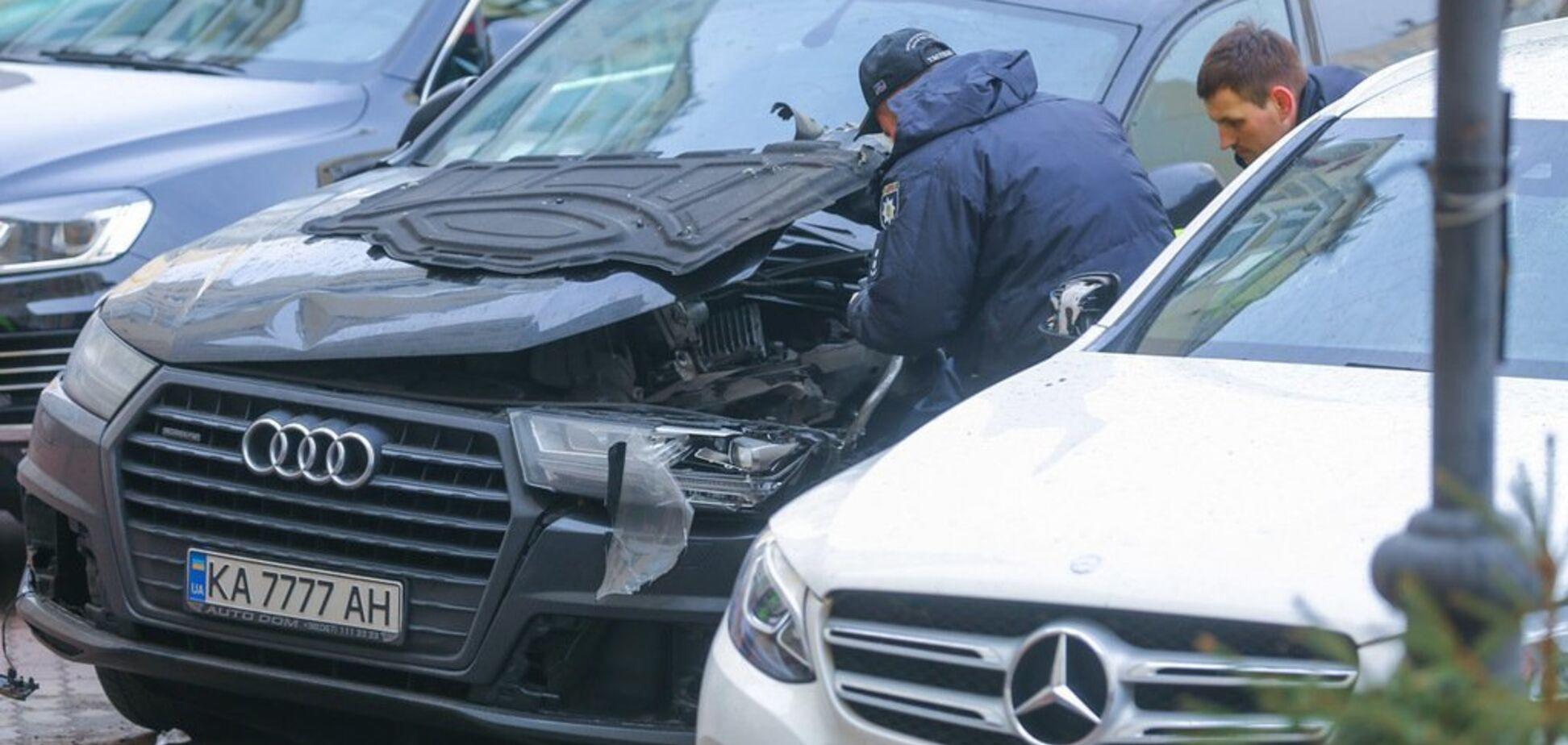 ''Вороги можуть не радіти'': у Турчинова відповіли на ''вибух'' його авто