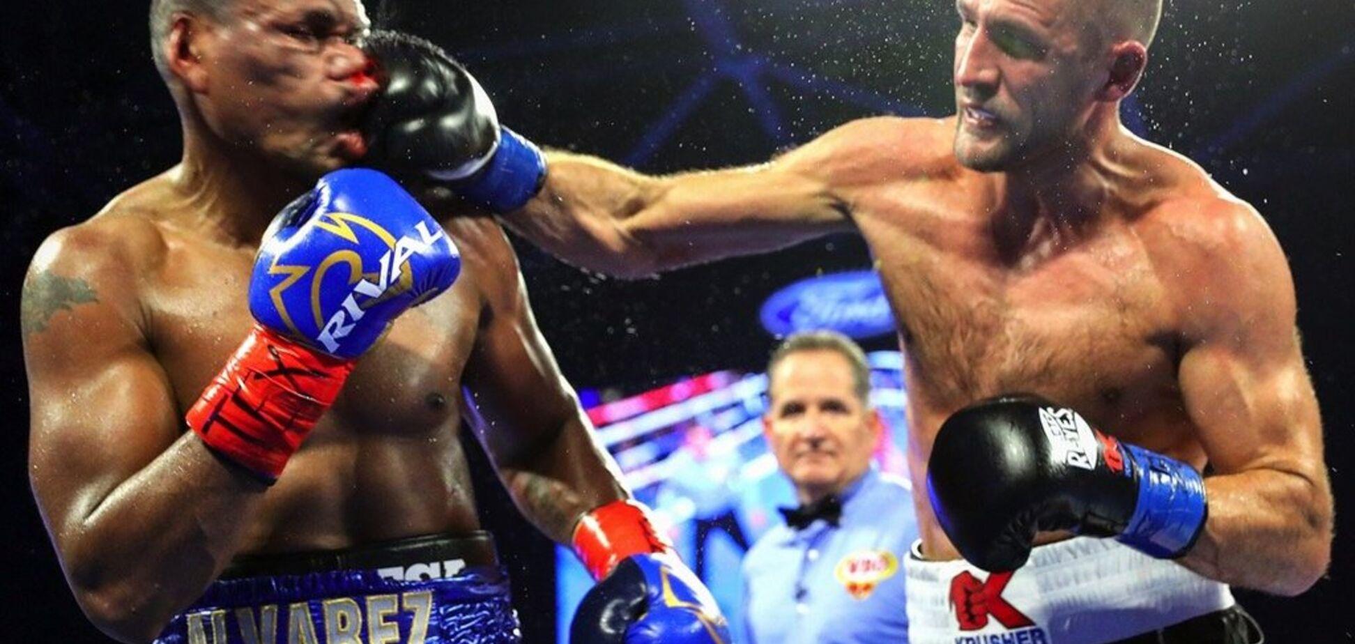 Ковалев - Альварес: лучшие моменты чемпионского боя
