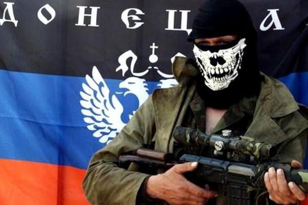 """Ілюстрація. Терорист """"ДНР"""""""
