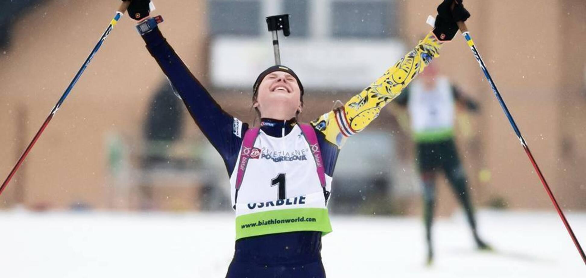 'Золото' для Украины от сбежавшей хабаровской биатлонистки вызвало ярость в России