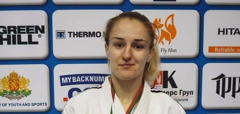 Україна взяла дві медалі на Кубку Європи з дзюдо