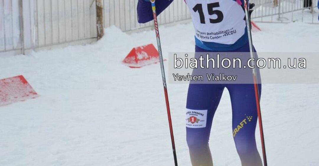Юна біатлоністка, яка кинула Росію, виграла для України два 'золота' чемпіонату світу
