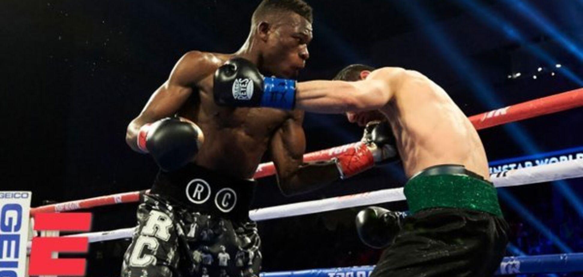 Новий чемпіон світу! Російського боксера забили в США, позбавивши бою з Ломаченком — відео нокауту
