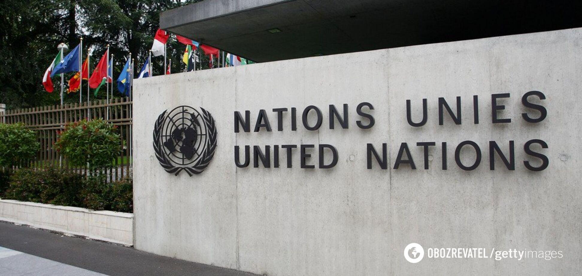 ''В Україні, клятий м*скаль!'' У ООН оскандалились суто російським виразом