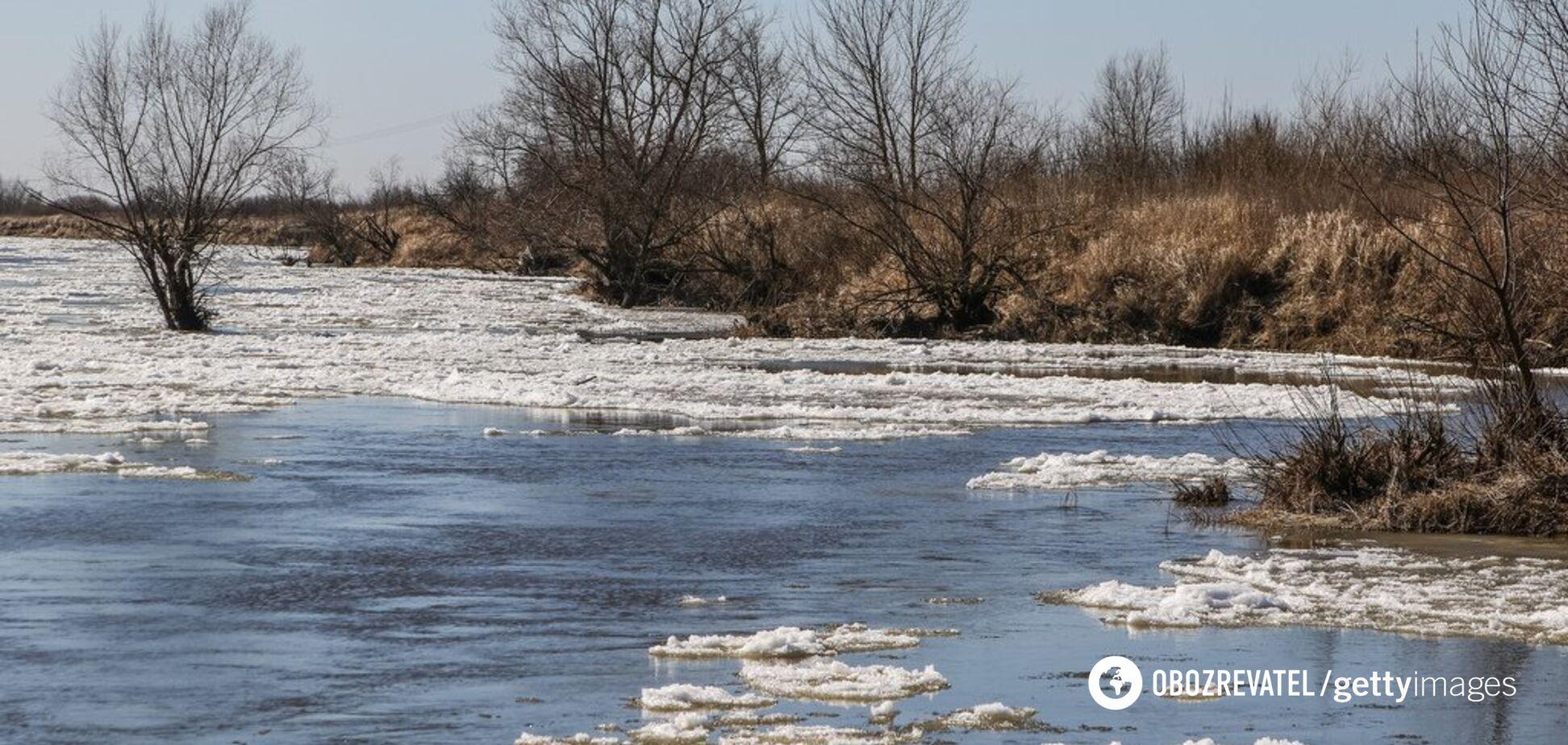 Тело долго плавало на льдине: выяснились подробности страшной смерти ребенка на Волыни