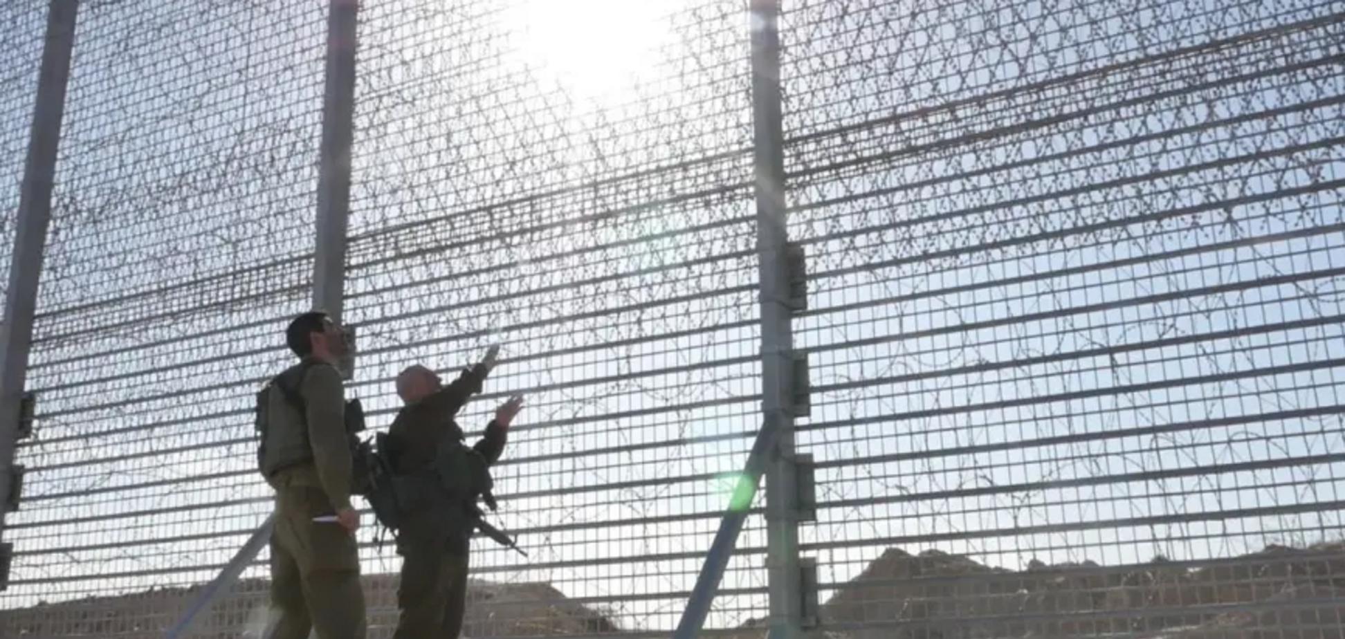 Ізраїль вирішив відгородитися ''розумним'' парканом: що це значить