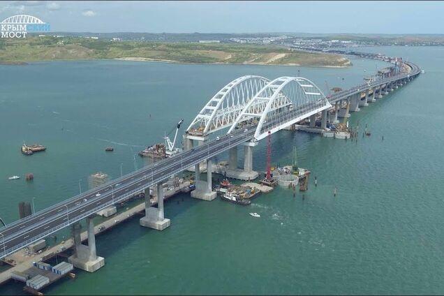 ''Будет крышка!'' Крымскому мосту предрекли разрушение