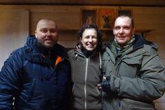 Любимая певица ''Новороссии'': террористы ''ДНР'' похвастались фото с российской звездой