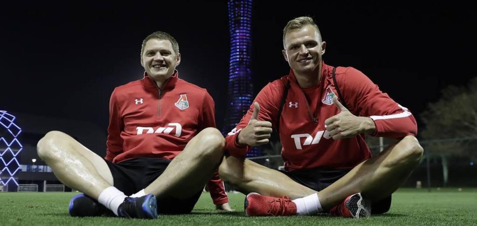 Российский футболист заявил про  ''отсутствие войны с братской Украиной'' и поплатился