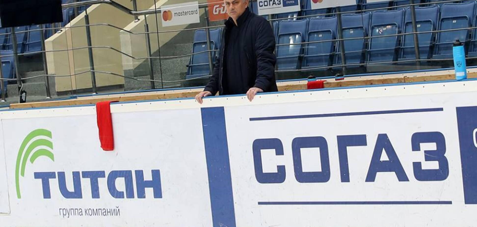 Моуриньо продался россиянам, найдя неожиданную работу в Балашихе - фотофакт