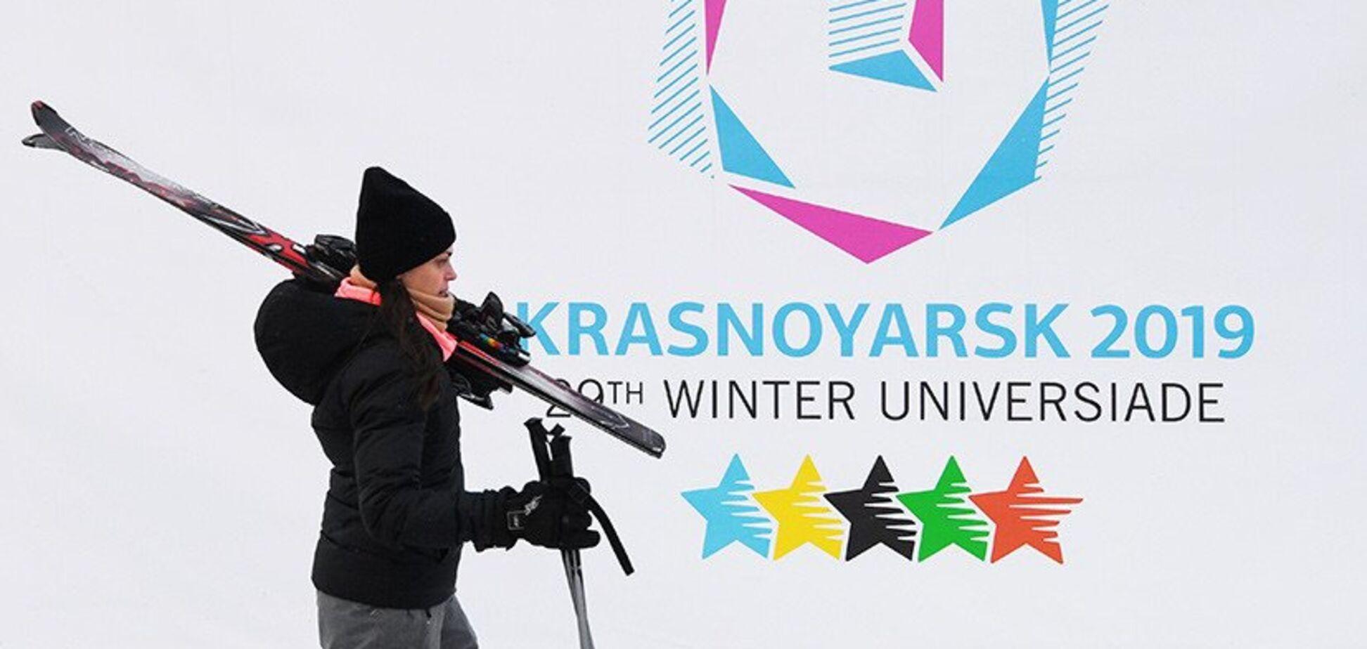 Украина решила бойкотировать Универсиаду в России