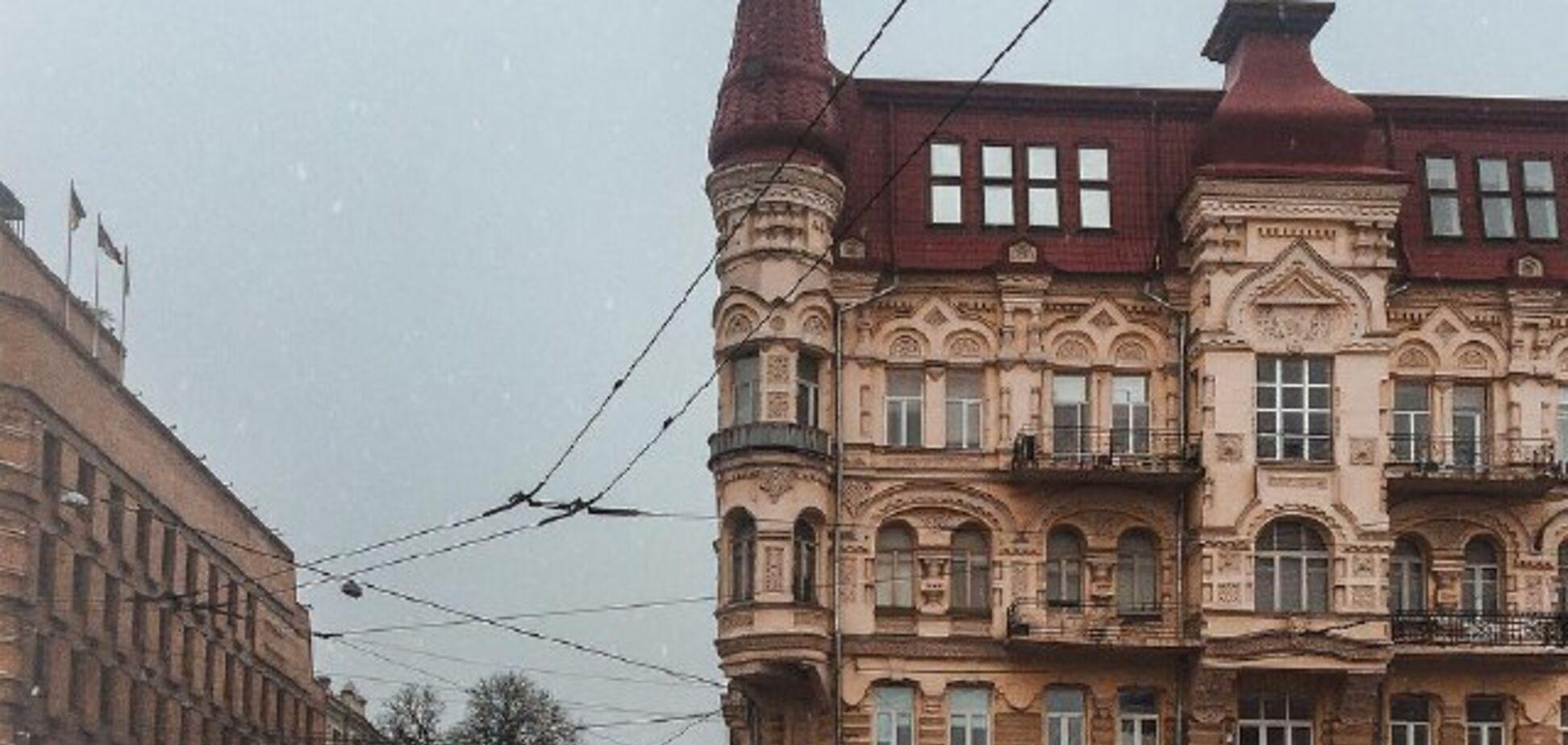 Киев в феврале: яркие зимние фото столицы