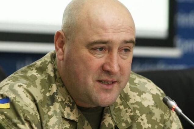 Генарал-майор ЗСУ Олег Мікац