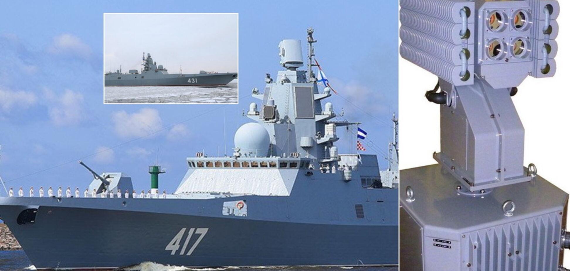 Флот Росії отримав страшну зброю: що відомо