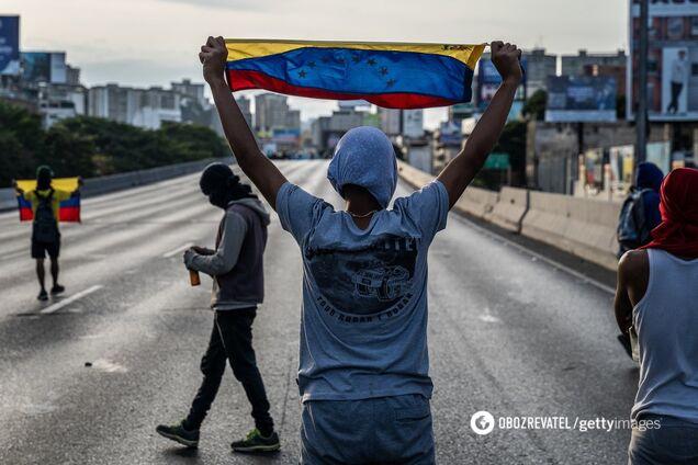 Криза у Венесуелі