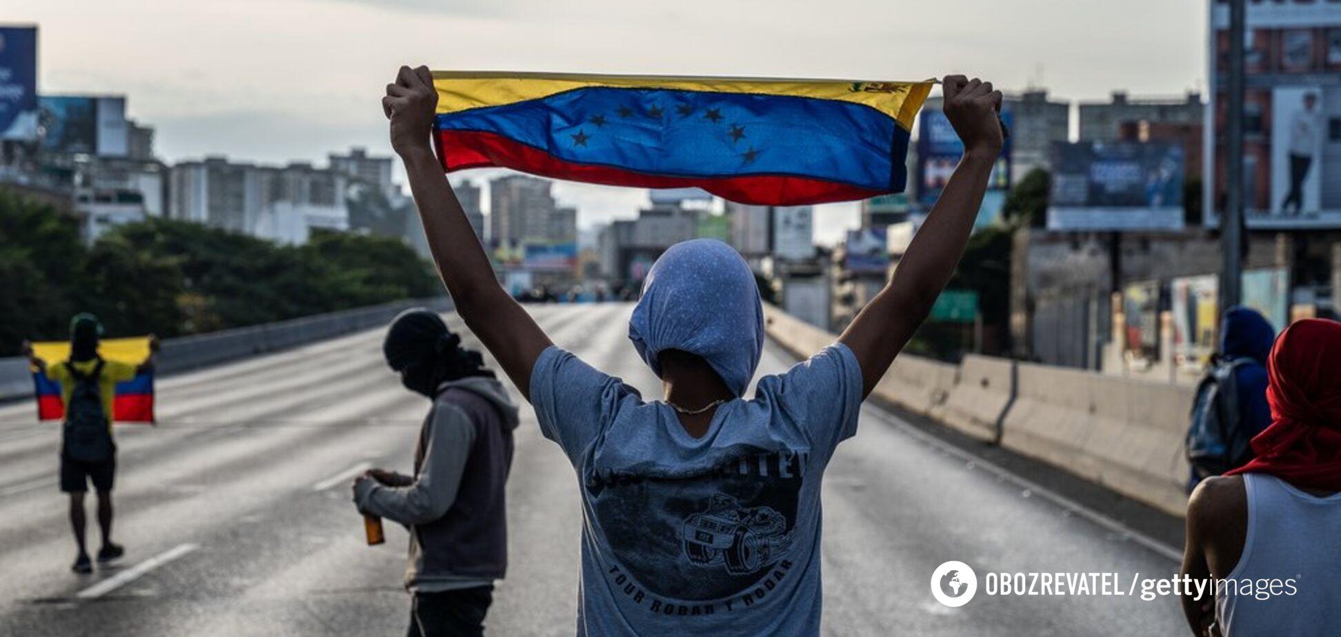 Историческое решение по Венесуэле: Италия пошла на крайние меры