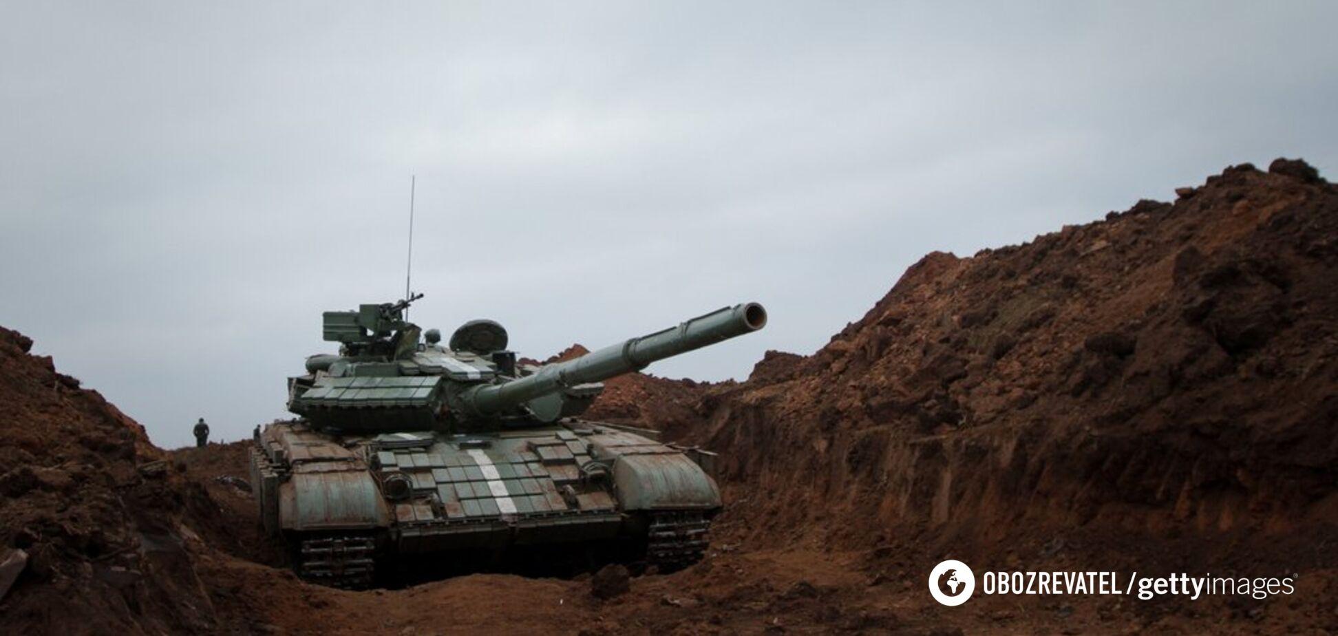 Залізні факти: стало відомо, хто перекидав танки на Донбас. Фото