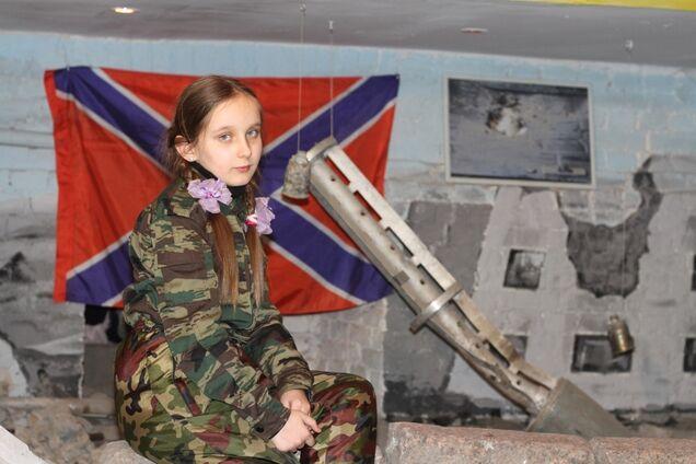Выяснилось, как промывают мозги детям в ''Л/ДНР''