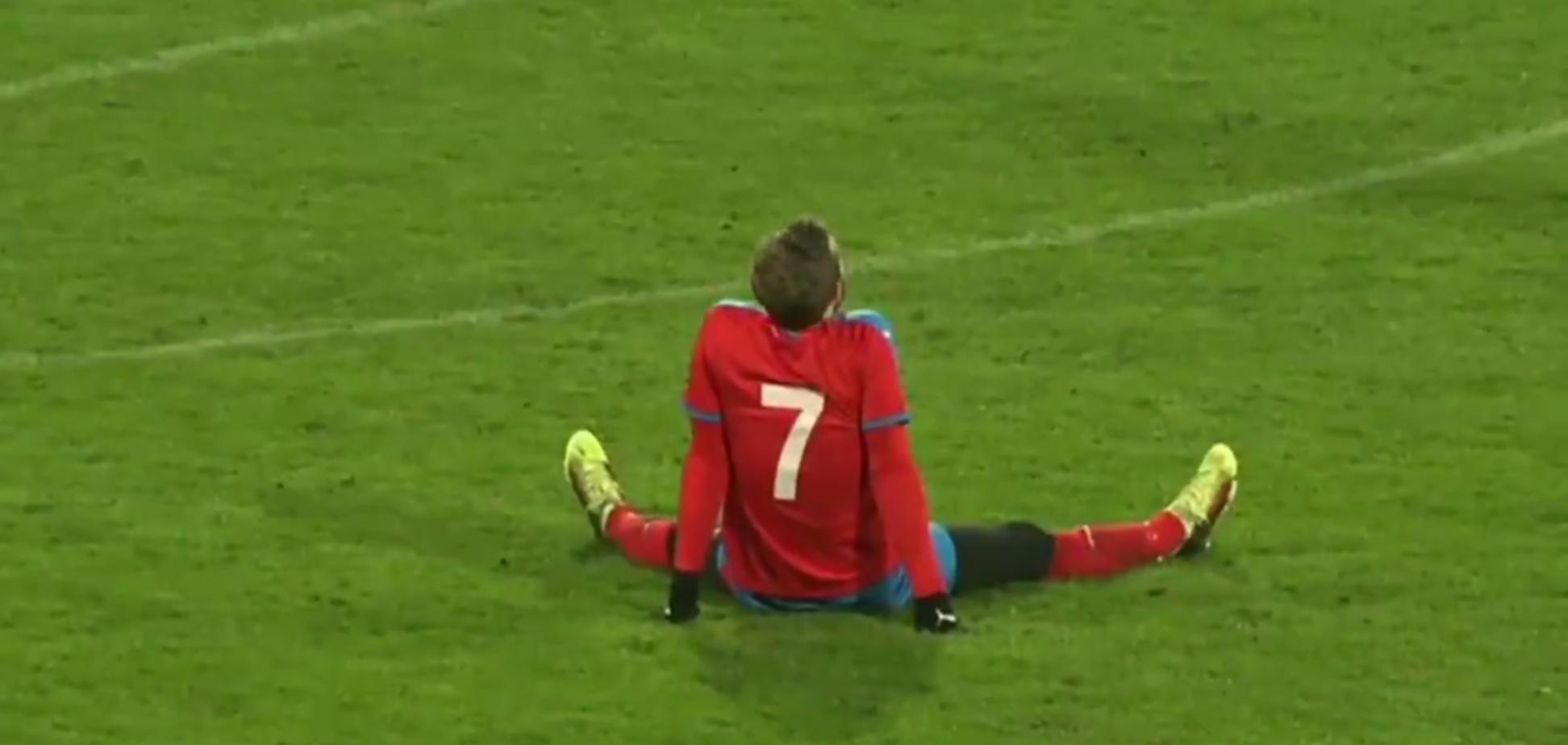 Шведский футболист забил самый невероятный автогол сезона - опубликовано видео