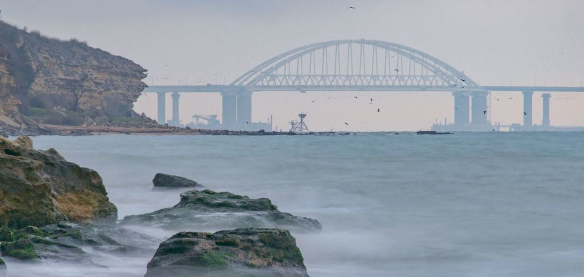 'Найбезпечніший на планеті': росЗМІ розсекретили 'оборону' Кримського моста