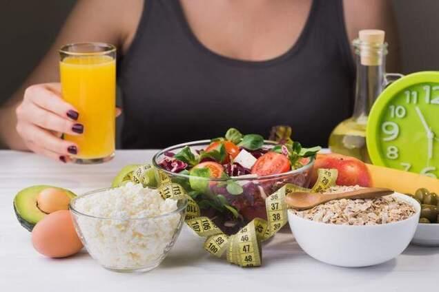Названі три головні правила здорового харчування