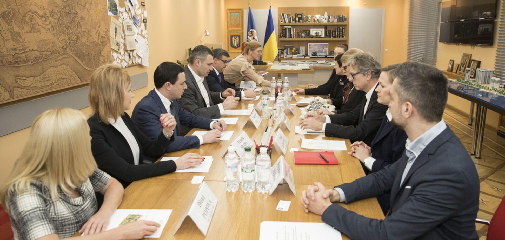 Кличко: одне з наступних бієнале MANIFESTA має пройти у Києві