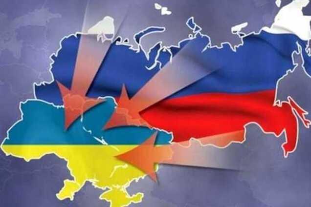 Вмешательство России в Украину